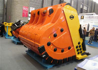 Q345 Steel Cat 330 Excavator Bucket , Heavy Duty Backhoe Rock Bucket